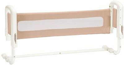 Kids Bed Rail Top Of Mattress Child Bedside Rail Safe Gap-Free Protection