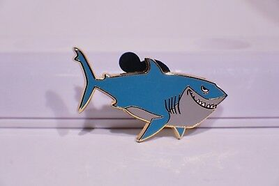 Disney Finding Nemo BRUCE the SHARK Booster Collection Pixar Pin