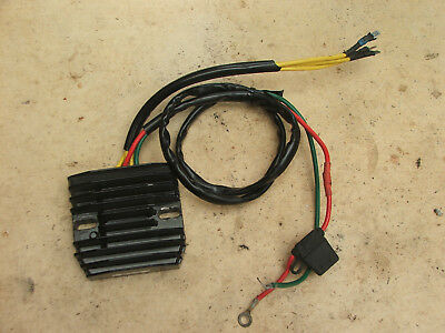 Triumph speed four TT600 Daytona 650 reg/rec regulator rectifier