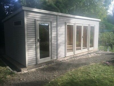 20ft X 9ft Garden Room Home Office Annex Summer House