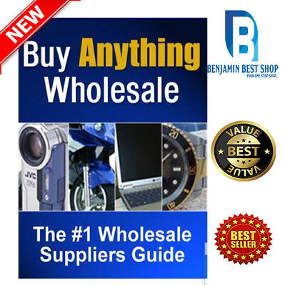 Buy Anything Wholesale Guide - Payhip