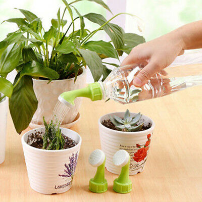 FT- 2Pcs Garden Plant Spray Watering Sprinkler Nozzle Head Portable Sprayers Rap