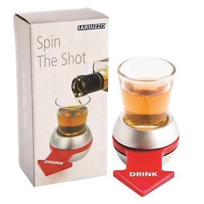 Barbuzzo Spin-the-Shot - Fast Shipping - US Seller