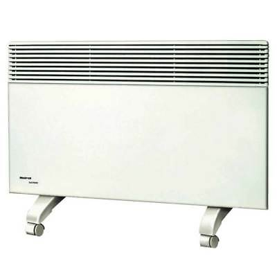 Noirot 7358-7T 2000W Spot Plus Panel Heater with Timer + Castors Included