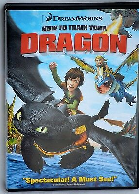 How to train your dragon new dvd 1721 picclick dreamworks how to train your dragon dvd 2010 englishfrenchspanish like new ccuart Choice Image