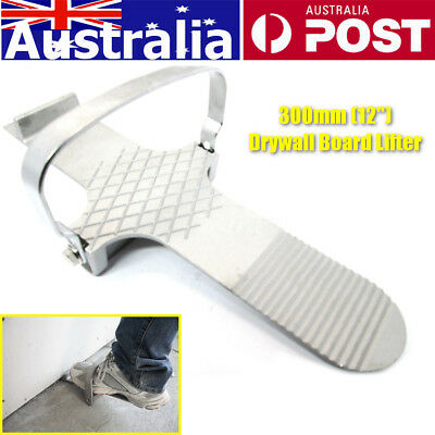 300mm Door Board Foot Lifter Drywall Plaster Board Sheet Operated Aluminum Tool