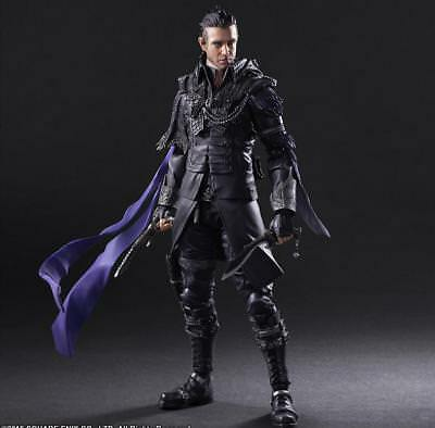 Play Arts Kai Kingsglaive Final Fantasy XV FF15 Nyx Ulric Action Figur Figuren