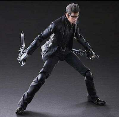 Play Arts Kai Final Fantasy XV FF15 Ignis Scientia Action Figur Figuren Mit Box