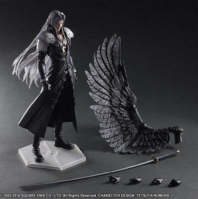 Play Arts Kai Final Fantasy VII:Advent Children Sephiroth  Action Figur Figuren