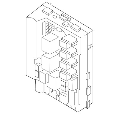 2008 Nissan Fuse Diagram