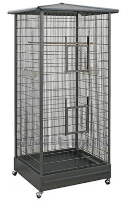 """Oriental Cage - 66"""" Tall Cage for Sugar Gliders, Squirrels, Marmosets"""