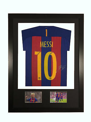 frame for signed shirt football rugby cricket sports Tshirt kit aaa