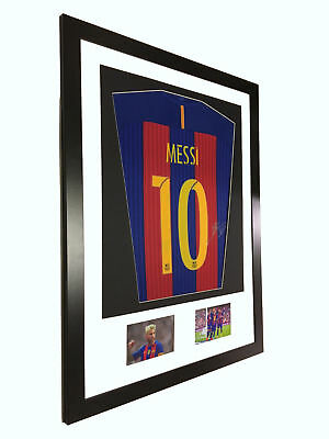 frame for signed shirt football rugby sports  frame kit aa Wot/Bin V display