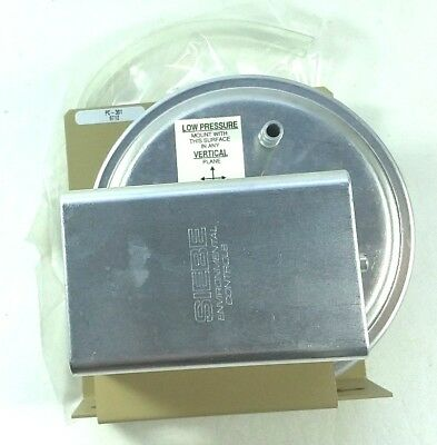 Siebe PG-301 .85-1in water differential pressure switch