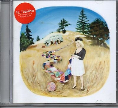 Casiotone For The Painfully Alone – Vs. Children CD 2009