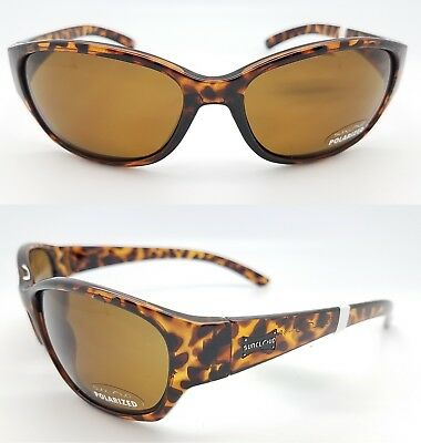 abd00d1fa33 NEW Suncloud sunglasses Duet Tortoise Brown Polarized Unisex small to medium