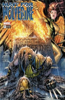 Hunt For Wolverine #1 Variant Kirkham Trade Dress Limited!! X-Men Phoenix X-23