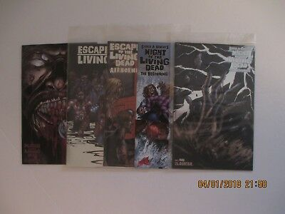 Lot Of (5) Night Of The Living Dead All Premiums Avatar