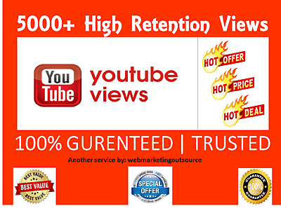 Youtube viêws - likês - shares - Subscribe - comments & HQ & Safe & No drop