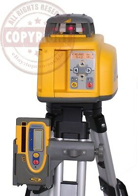 Spectra Precision Gl412 Slope Self-Leveling Laser Level,topcon,trimble,grade