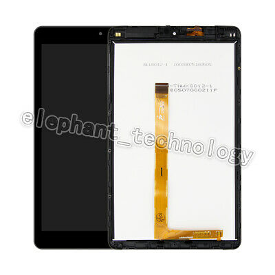"9.6"" For Samsung Galaxy Tab E SM-T560NU SM-T567V LCD Display+Touch Digitizer QC"