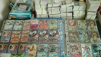 Lotti Di Carte Pokemon! Da 1 A 300 Carte!! Con Ex/gx/full Art/secret/shiny/holo