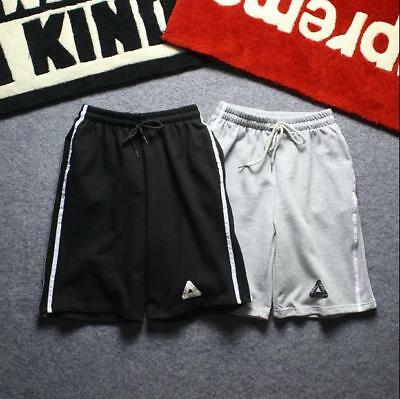 e1f44655 Athletic Casual PALACE Adjustable Shorts Two Color Tiangle Logo Running  Trunks