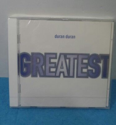 Cd Musica Original Precintado - Duran Duran - Greatest