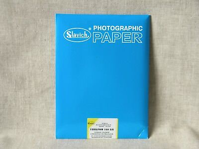"Photo paper B&W 25 sheets 13x18cm (5""x7"") ""Unibrom"", FB, glossy, normal contrast"