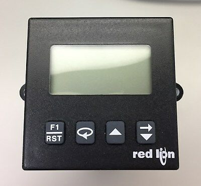 Red Lion C48TS013 Single Preset Timer, New