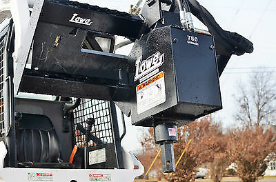Bobcat Skid Steer Attachment Lowe 750 Hex Classic Auger Drive Unit - Ship $199