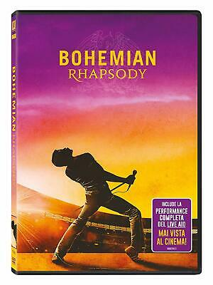 Dvd Bohemian Rhapsody - Queen *** In Prenoatazione Disponibile 28/03/2019 ***