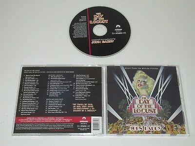 The Day Of The Locust/Soundtrack/John Barry(Isc 367) Cd Album