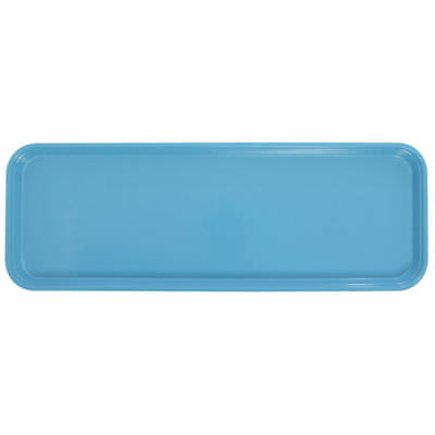 "Cambro Market Tray 9"" x 26"", Blue (926MT142) Category: Buffet Food Pans"