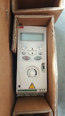 ABB ACS150 Inverter Drive for Keypad or pot Control