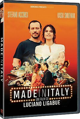 Dvd Made In Italy Ligabue