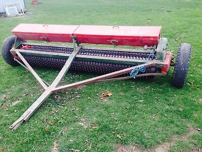 brillion alfalfa/grass seeder 10ft