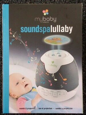 HoMedics Mybaby SoundSpa Lullaby for Your Baby - Speaker Toy