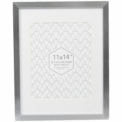 BULK BUY - 12 x Promenade Frame 11 x 14 with A4 Opening Silver ...