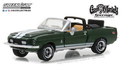 Greenlight 1:64 Hollywood Series 19 1968 Shelby GT500KR Convertible Gas Monkey