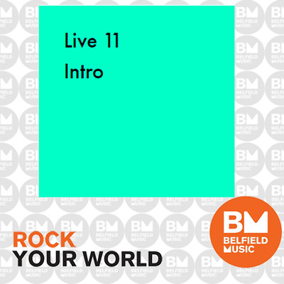 Ableton Live 10 Intro Music Production Software - Serial Only (NO BOX)