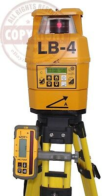 Laser Alignment Lb-4 Dual Slope Self-Leveling Laser Level,topcon,trimble,spectra