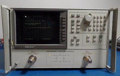 Agilent/Keysight 8720C  Network Analyzer 50MHz-20GHz