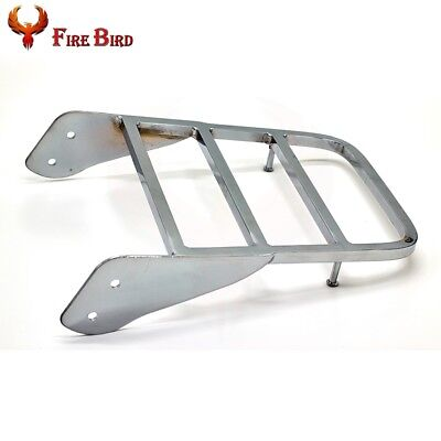 Solo Carrier Luggage Rack Sissy Bar For Honda Shadow Steed VLX600 99-07