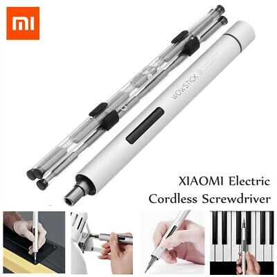Xiaomi Wowstick 1P+ 19-in-1 Electric Screw Driver Cordless Power Screwdriver