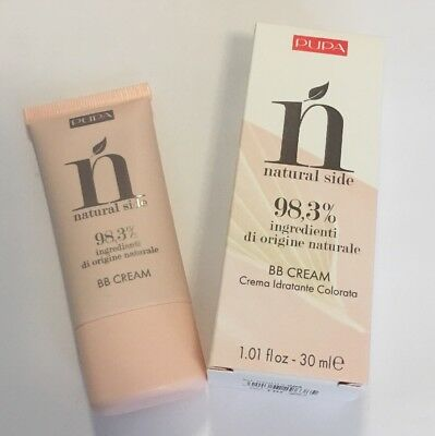 Pupa Natural Side Bb Cream Crema Idratante Colorata 003 Sand