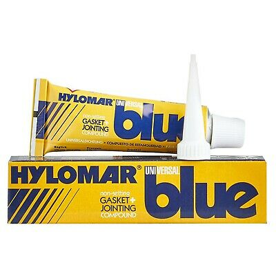Hylomar Universal Blue Gasket Jointing Compound Sealant 100g Tube Fuel Resistant