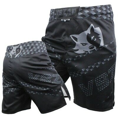 Mma Trunks Ufc Cage Kick Fight Grappling Sports Boxing Shorts Rdx Gym Muay Thai
