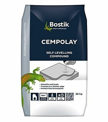 25Kg Bostik Cementone Cempolay Self-Levelling Compound Trowels Feather Edge