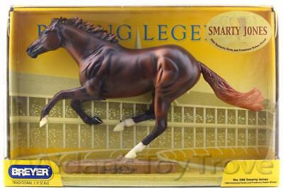 Breyer Smarty Jones 586 NIB  - Traditional Model Horse Retired Famous Racehorse